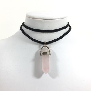 Faux Leather Choker 3 x $15 item
